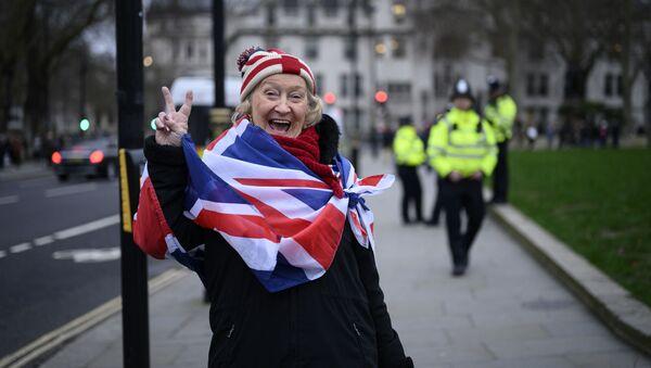 Великобритания вышла из ЕС - Sputnik Азербайджан