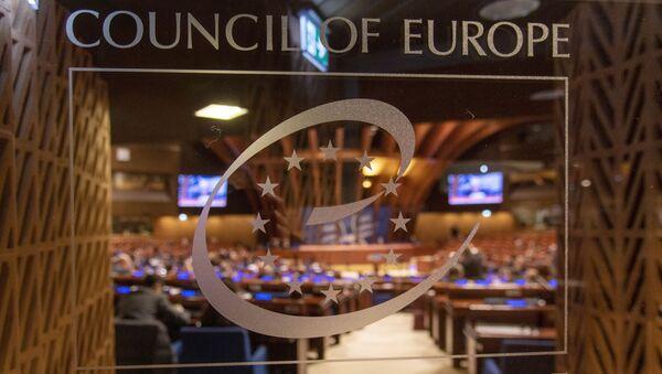 Заседание зимней сессии Парламентской ассамблеи Совета Европы (ПАСЕ) - Sputnik Азербайджан