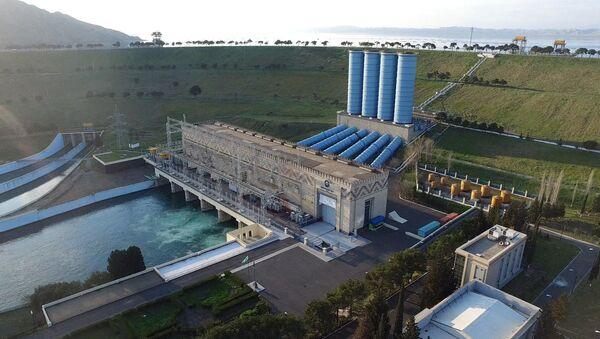 Мингячевирское водохранилище, фото из архива - Sputnik Азербайджан