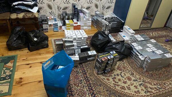 Изъятые товары - Sputnik Азербайджан