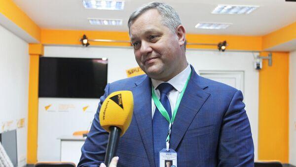 Генеральный секретарь Совета Межпарламентской ассамблеи стран СНГ Дмитрий Кобицкий  - Sputnik Азербайджан