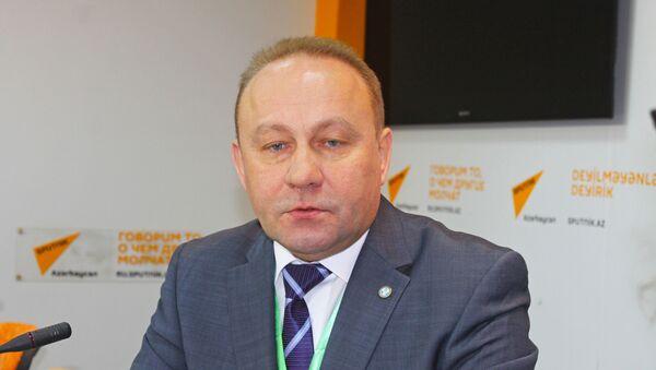 Иван Мушкет - Sputnik Азербайджан