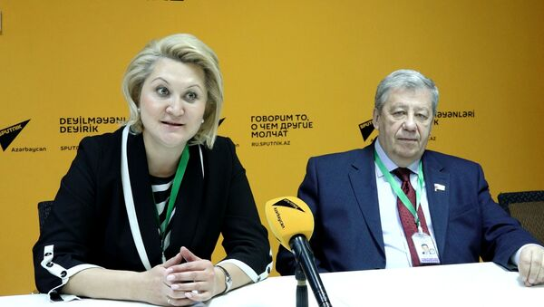 Российские сенаторы о том, для чего Азербайджану нужны молодые силы - Sputnik Азербайджан