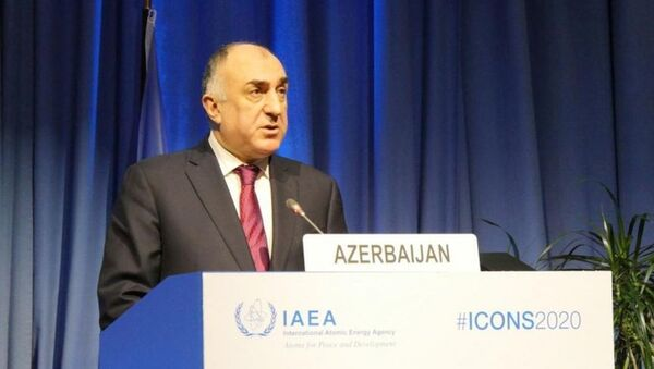 Эльмар Мамедъяров на Международной конференции по ядерной безопасности: поддержка и укрепление усилий - Sputnik Азербайджан