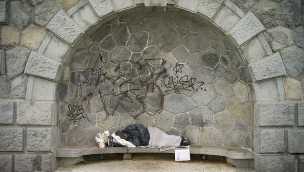 Бездомный - Sputnik Азербайджан