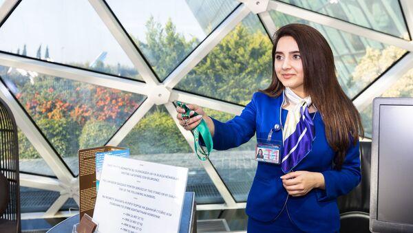 Стойка - Sputnik Азербайджан