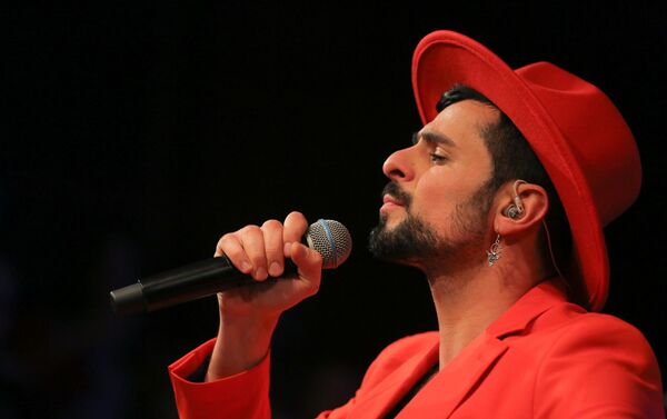 Сейран Исмаилханов выступил в Германии с концертом - Sputnik Азербайджан
