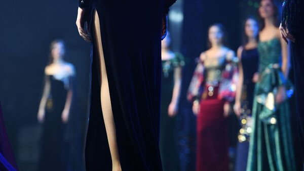 Участницы конкурса красоты, фото из архива - Sputnik Азербайджан