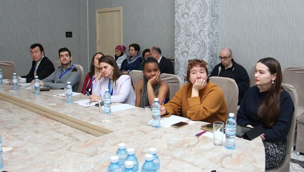 Мультикультурализм в Азербаджане - Sputnik Азербайджан