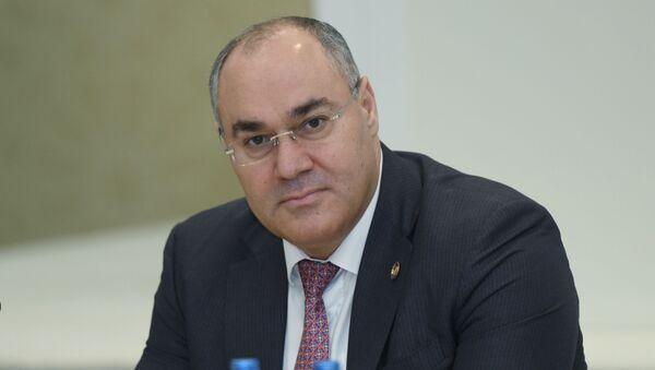 Председатель ГТК Сафар Мехтиев  - Sputnik Azərbaycan