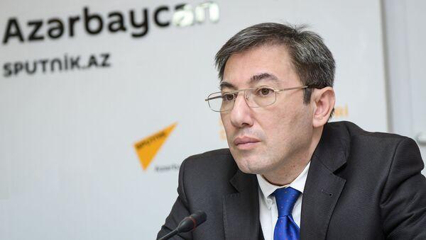Политолог Ильгар Велизаде - Sputnik Azərbaycan