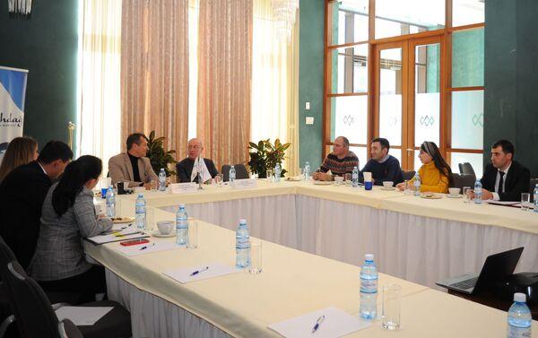 Подписание меморандума о сотрудничестве  - Sputnik Азербайджан