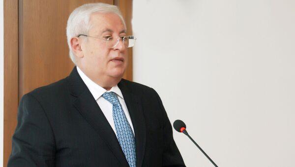 Глава Исполнительной власти Нефтчалинского района Исмаил Велиев - Sputnik Азербайджан