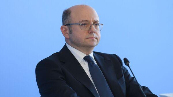 Министр энергетики республики Парвиз Шахбазов  - Sputnik Азербайджан