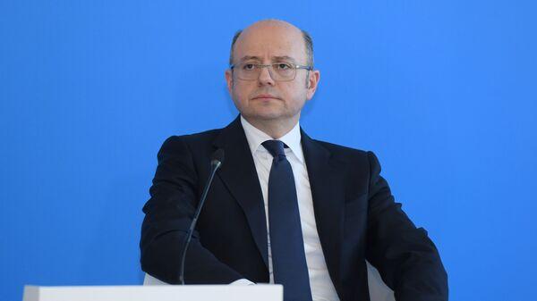 Министр энергетики республики Парвиз Шахбазов - Sputnik Azərbaycan