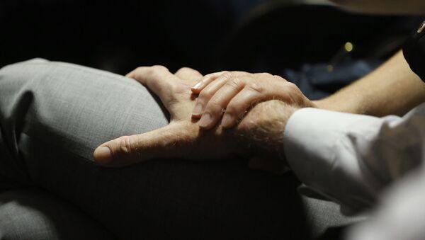 Руки, фото из архива - Sputnik Азербайджан