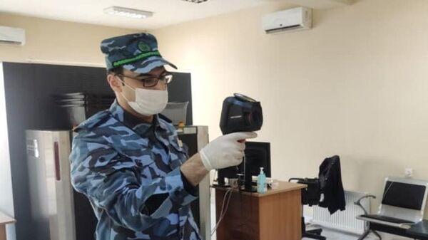 Сотрудник ГДК, фото из архива - Sputnik Азербайджан