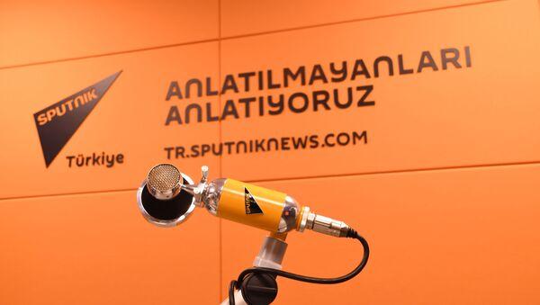 Студия Sputnik Турция, фото из архива - Sputnik Азербайджан
