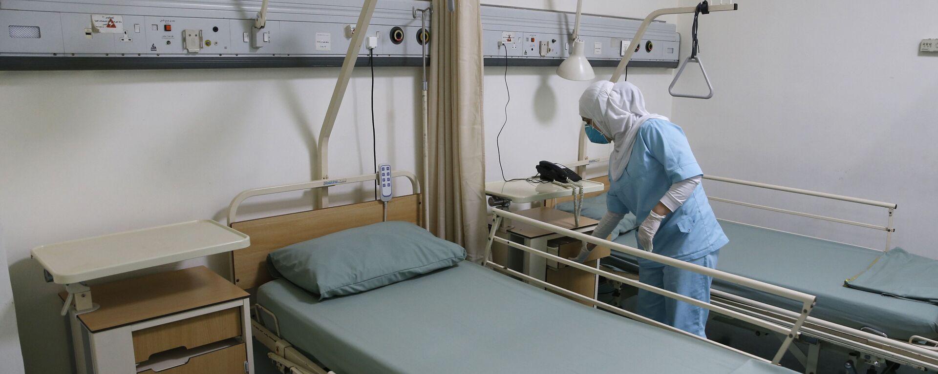 Больница, фото из архива - Sputnik Азербайджан, 1920, 01.04.2021