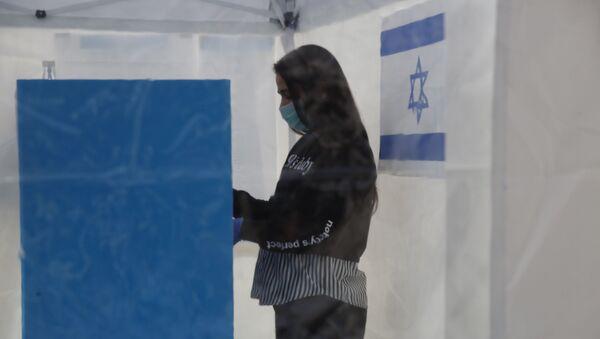 Выборы в Изралие - Sputnik Азербайджан