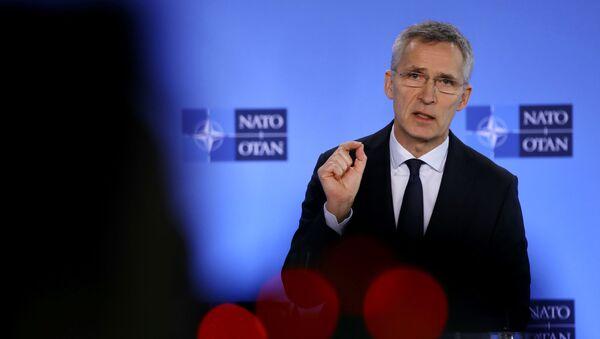 Генеральный секретарь НАТО Йенс Столтенберг, фото из архива - Sputnik Азербайджан