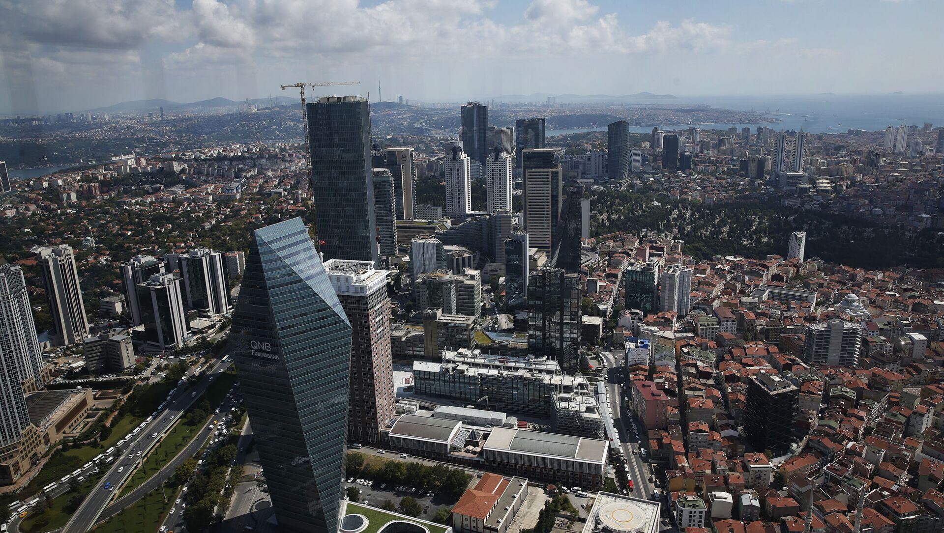 Вид на Стамбул, фото из архива - Sputnik Азербайджан, 1920, 05.02.2021