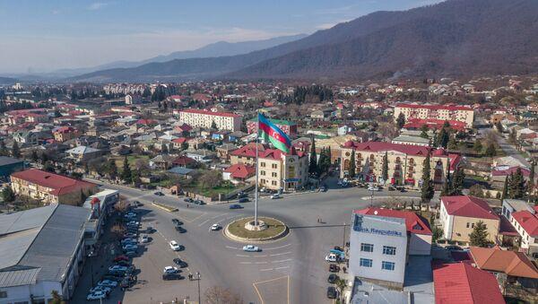Zaqatala mənzərə  - Sputnik Azərbaycan