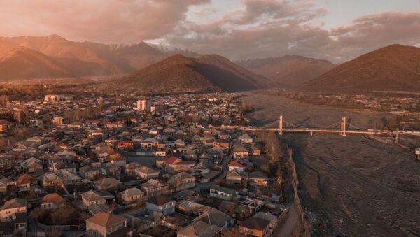 Zaqatala peyzaj - Sputnik Азербайджан