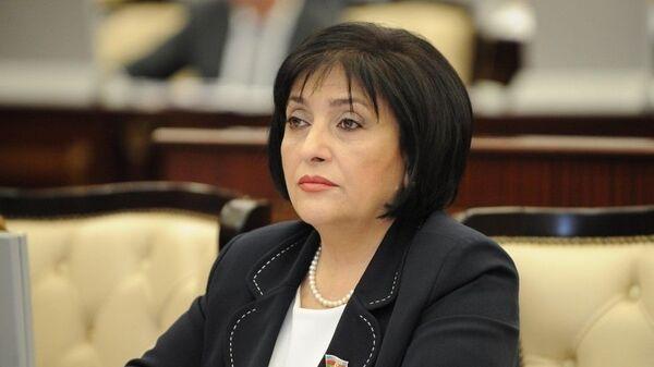 Sahibə Qafarova, arxiv şəkli - Sputnik Азербайджан