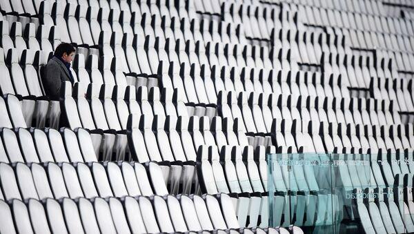 Пустые сидения, фото из архива - Sputnik Азербайджан