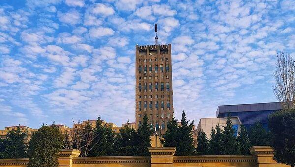 Здание Lider TV, фото из архива - Sputnik Азербайджан