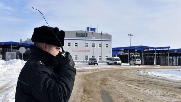 Пограничная зона установлена на границе России с Белоруссией - Sputnik Азербайджан