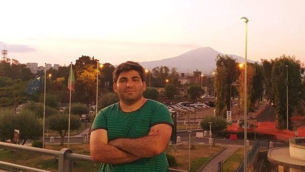 Cavid Fərzullayev - Sputnik Азербайджан