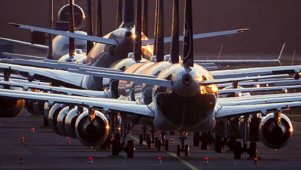 Самолеты, фото из архива - Sputnik Азербайджан