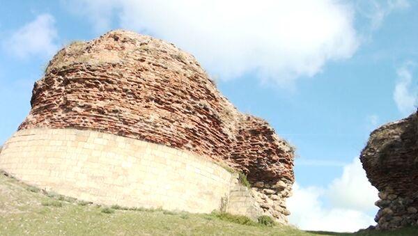 Уникальная крепость Габалы в объективе Sputnik Азербайджан - Sputnik Азербайджан