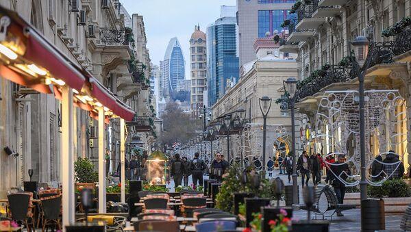 Центр Баку - Sputnik Азербайджан