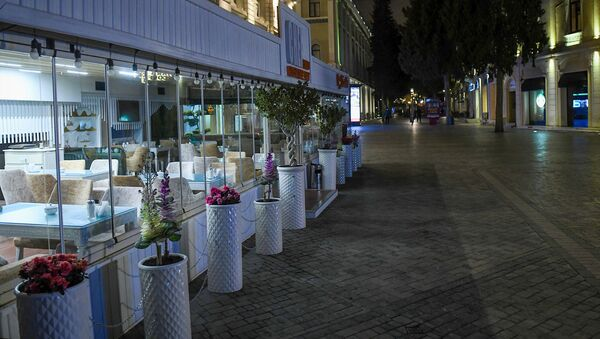 Ресторан в Баку - Sputnik Azərbaycan