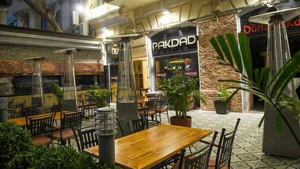 Ресторан в Баку - Sputnik Азербайджан