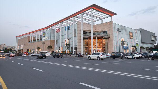 Торговый центр Ganjlik Mall - Sputnik Азербайджан