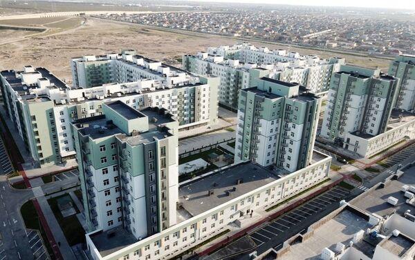 Жилой комплекс в Говсане  - Sputnik Азербайджан