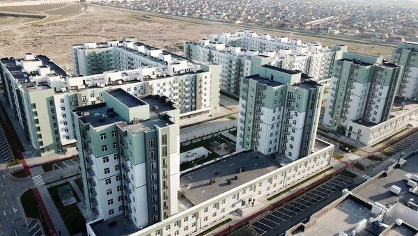 Hövsan yaşayış kompleksi - Sputnik Azərbaycan