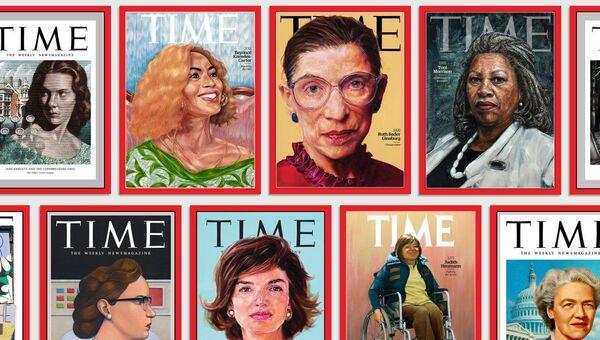 Time назвали 100 главных женщин за последние 100 лет - Sputnik Азербайджан