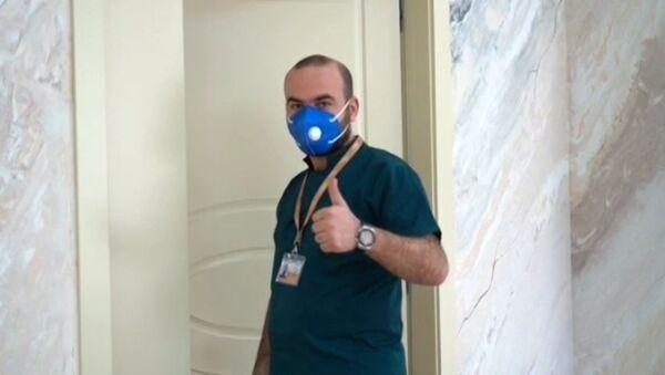 Азербайджанские врачи- советы  - Sputnik Азербайджан