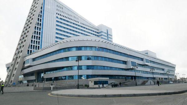 Медицинское учреждение Ени клиника  - Sputnik Азербайджан