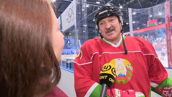Лукашенко рассказал о лучшем лекарстве от коронавируса - Sputnik Азербайджан