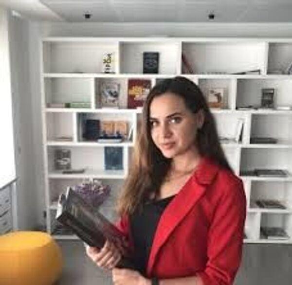 Мария Науменко  - Sputnik Азербайджан