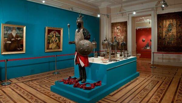 Азербайджанский национальный музей искусств  - Sputnik Azərbaycan