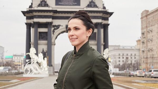 Наиля Аскерзаде, фото из архива - Sputnik Азербайджан