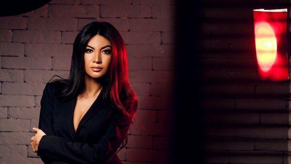 Обладательница титула Мисс Азербайджан-2018 Нармина Гаджиева, фото из архива - Sputnik Азербайджан