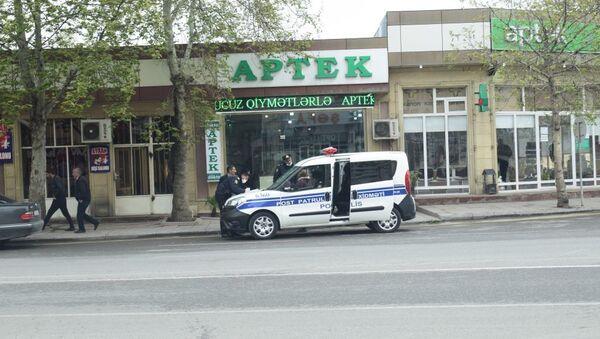 Bərdədə vəziyyət  - Sputnik Азербайджан